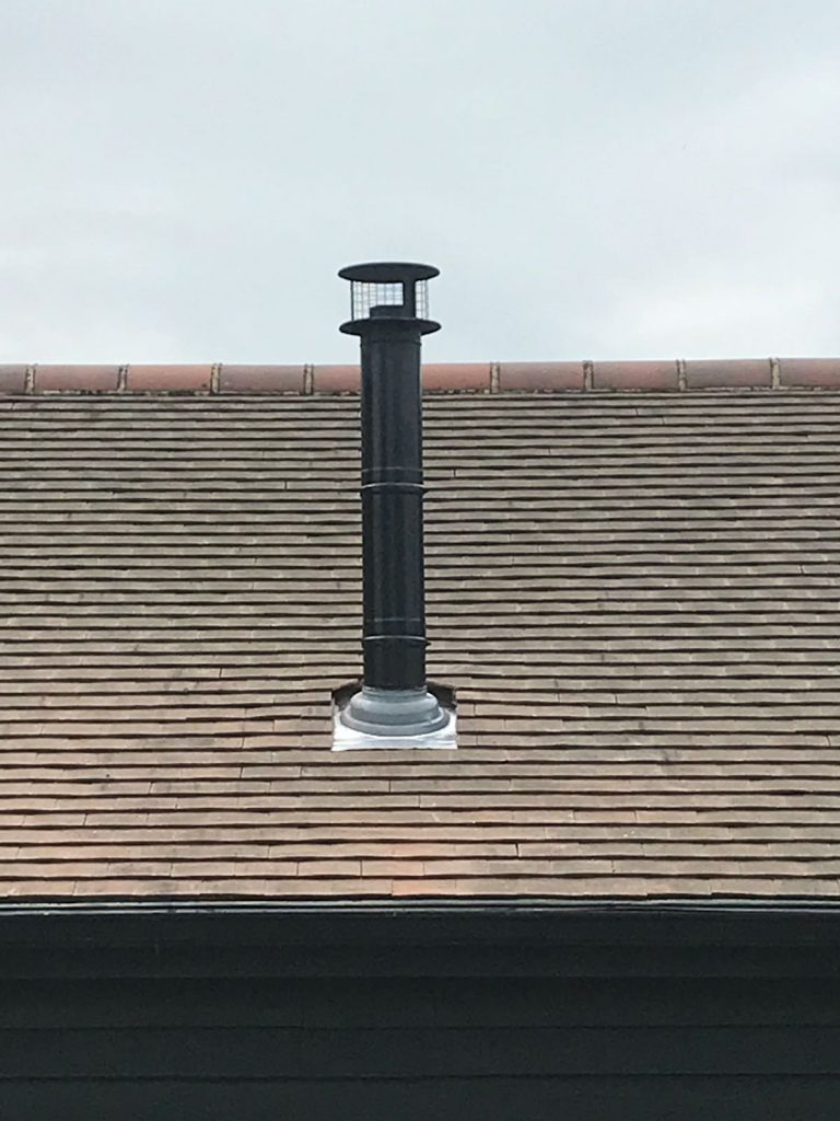 Flue Installation In Kent And South East London Whites